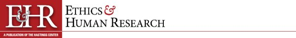 Call for Papers: IRB Challenges for COVID-19 Research – Journal of Ethics & Human Research